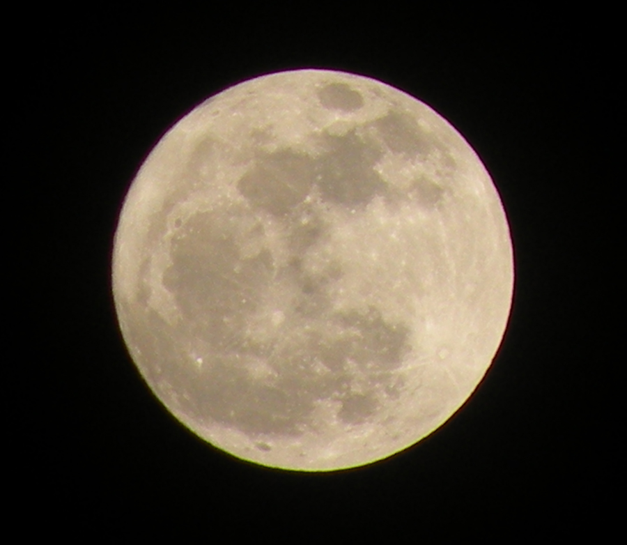 Steider Studios.  Full moon 3.7.12