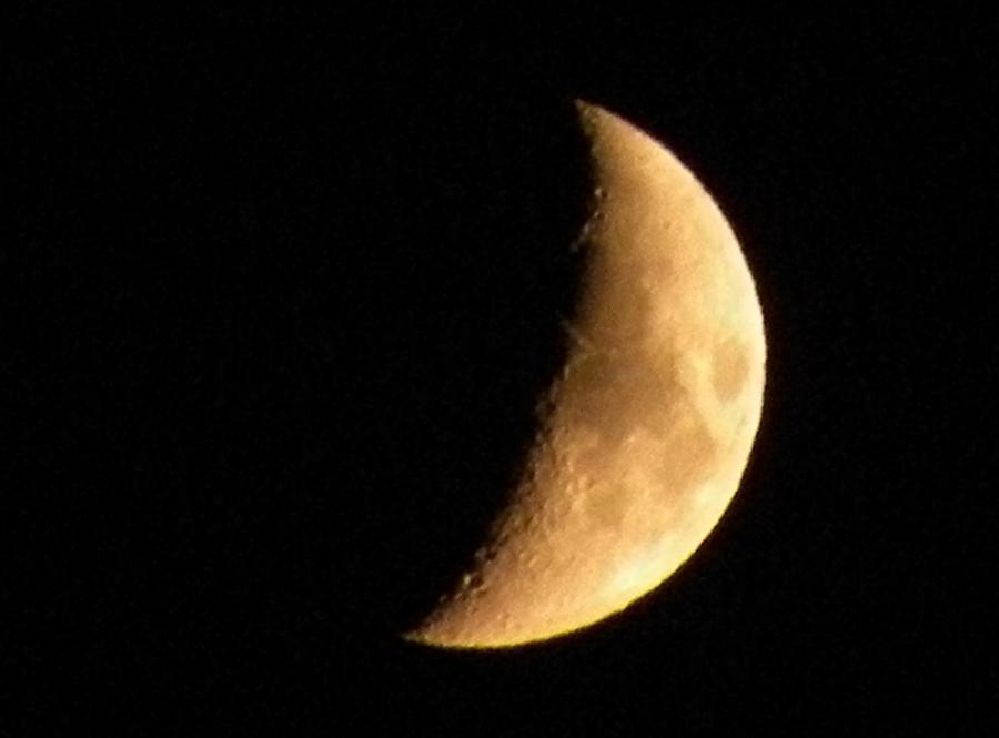 moon, 7.25.12