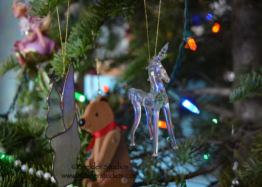 Steider Studios:  Ornaments